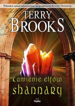 KAMIENIE ELFÓW SHANNARY Kroniki Shannary 2 Terry Brooks
