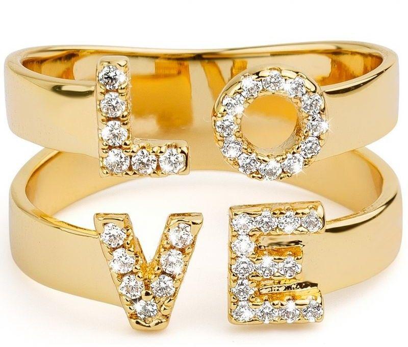 Biżuteria damska Mya Bay Love Ring BA-LO-01.G