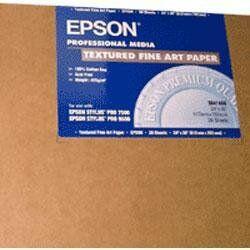 Papier matowy w arkuszch Epson Textured Fine Art 24''x30'' 425g/m2 20ark C13S041450
