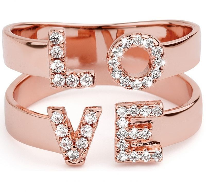 Biżuteria damska Mya Bay Love Ring BA-LO-01.P