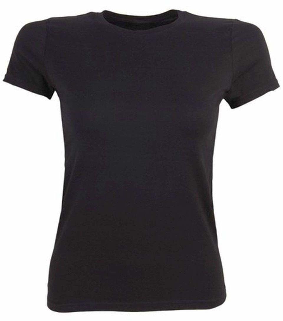 HKM Dorośli T-Shirt women3000 spodnie, 3000 czerwony, S