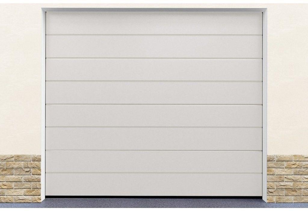 Brama garażowa segmentowa Biały DoorHan HD01/9010