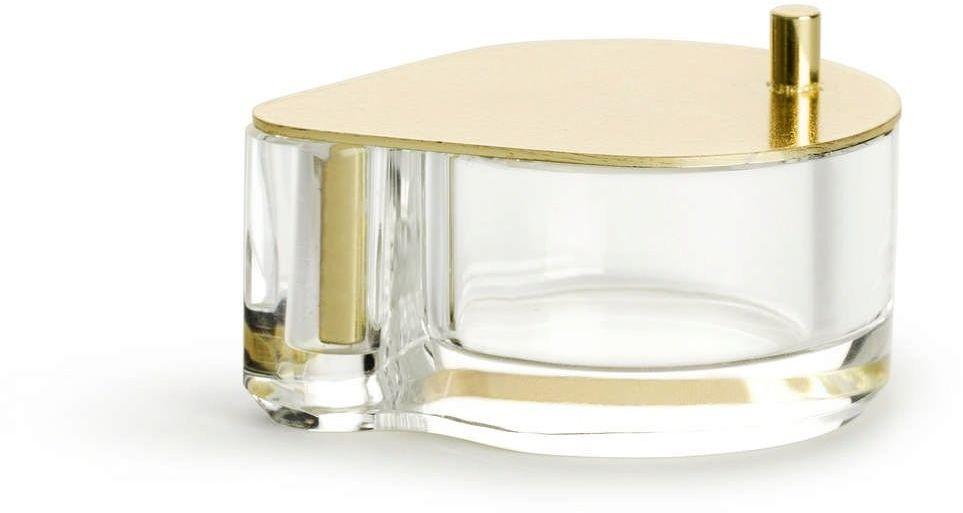 Sagaform - winter - kryształowy świecznik na tealight