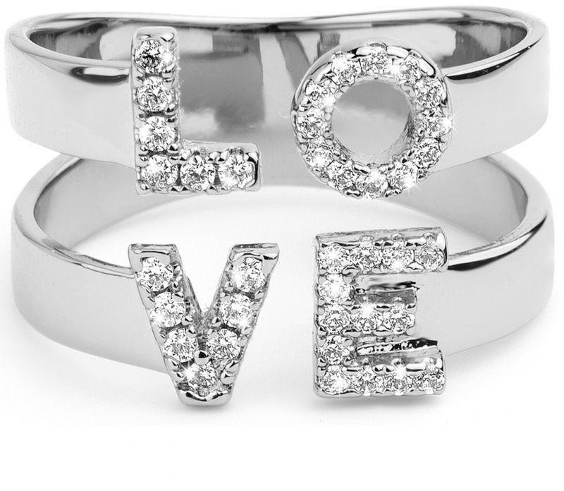 Biżuteria damska Mya Bay Love Ring BA-LO-01.S