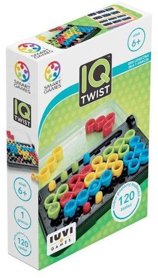Smart Games IQ Twist (PL) IUVI Games - IUVI Games