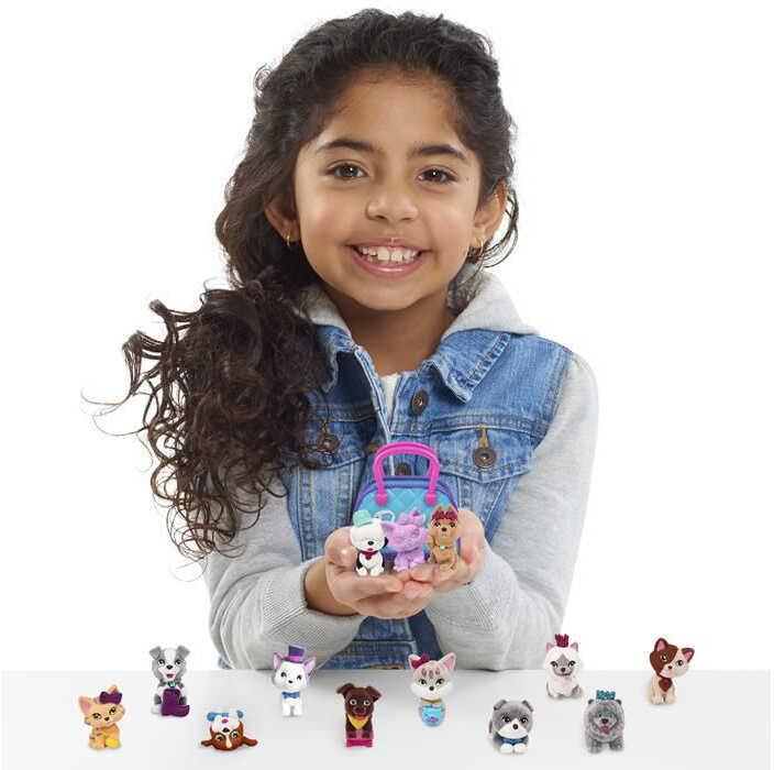 Barbie Mini zwierzątka w torebce