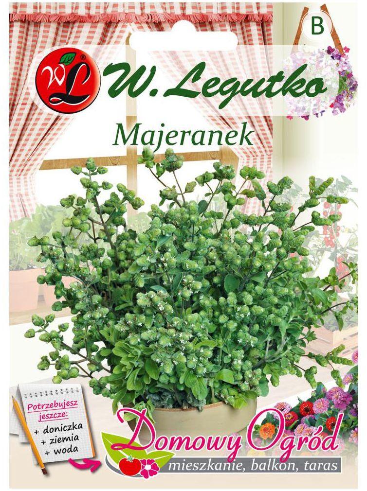 Majeranek nasiona tradycyjne 0.5 g W. LEGUTKO