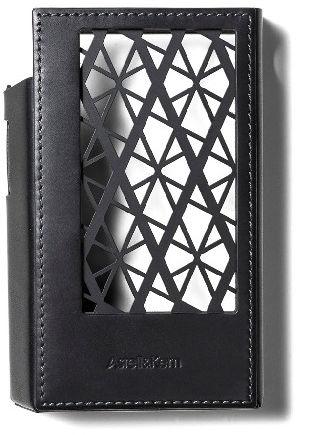 Astell&Kern - skórzany pokrowiec dla KANN CUBE - Black +9 sklepów - przyjdź przetestuj lub zamów online+