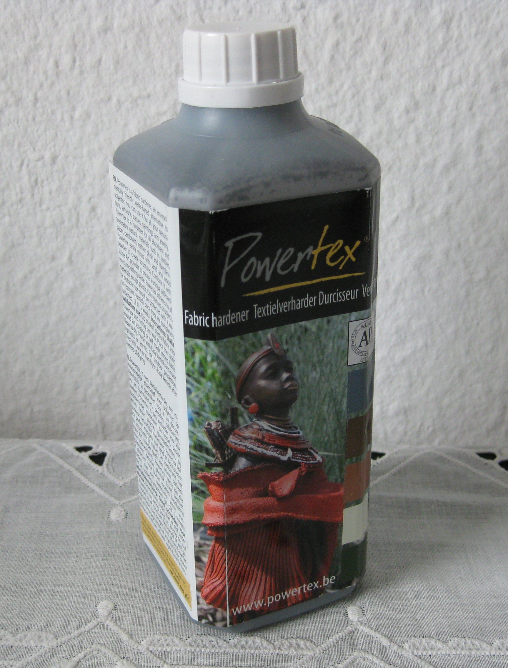 Powertex 31400/02 Textile-500 utwardzacz ołowiu, inny materiał, 500 g