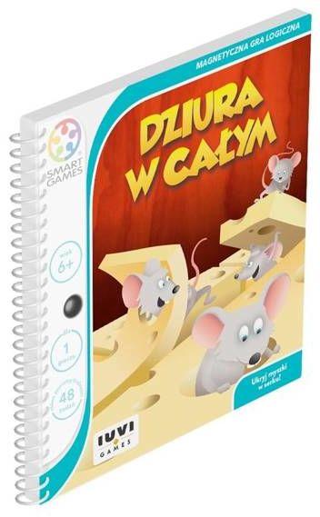 Smart Games Dziura W Całym (PL) IUVI Games - IUVI Games