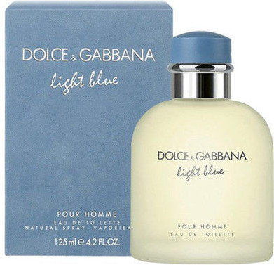 Dolce Gabbana Light Blue pour Homme - męska EDT 40 ml