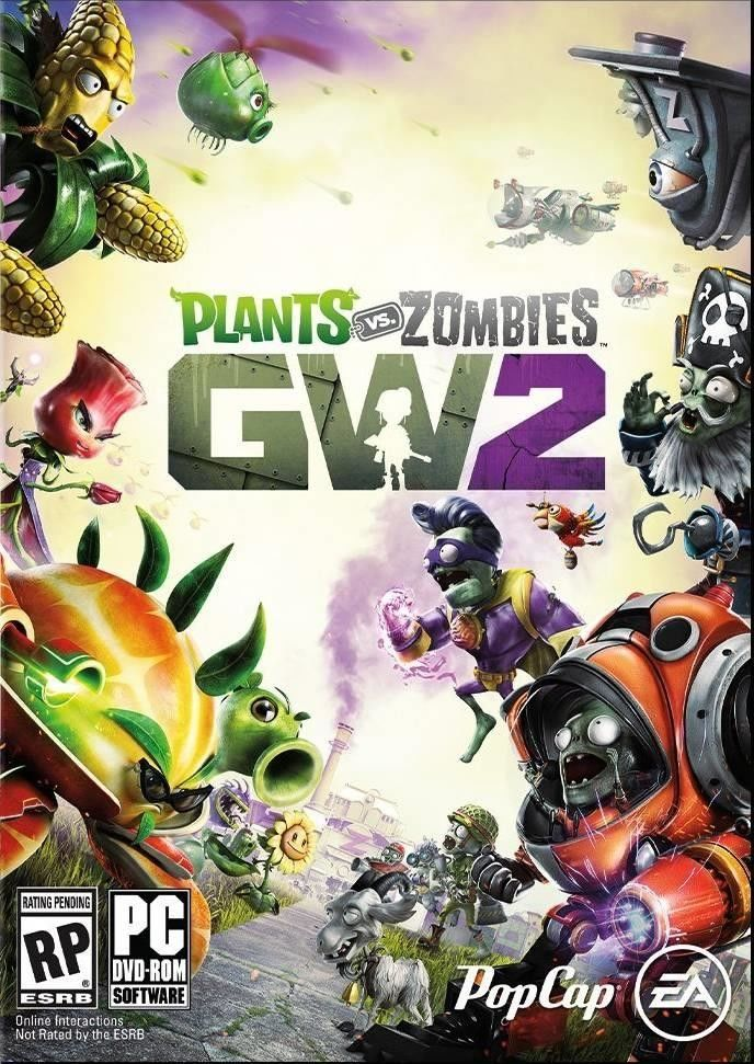 Plants vs. Zombies: Garden Warfare 2 PL (PC)