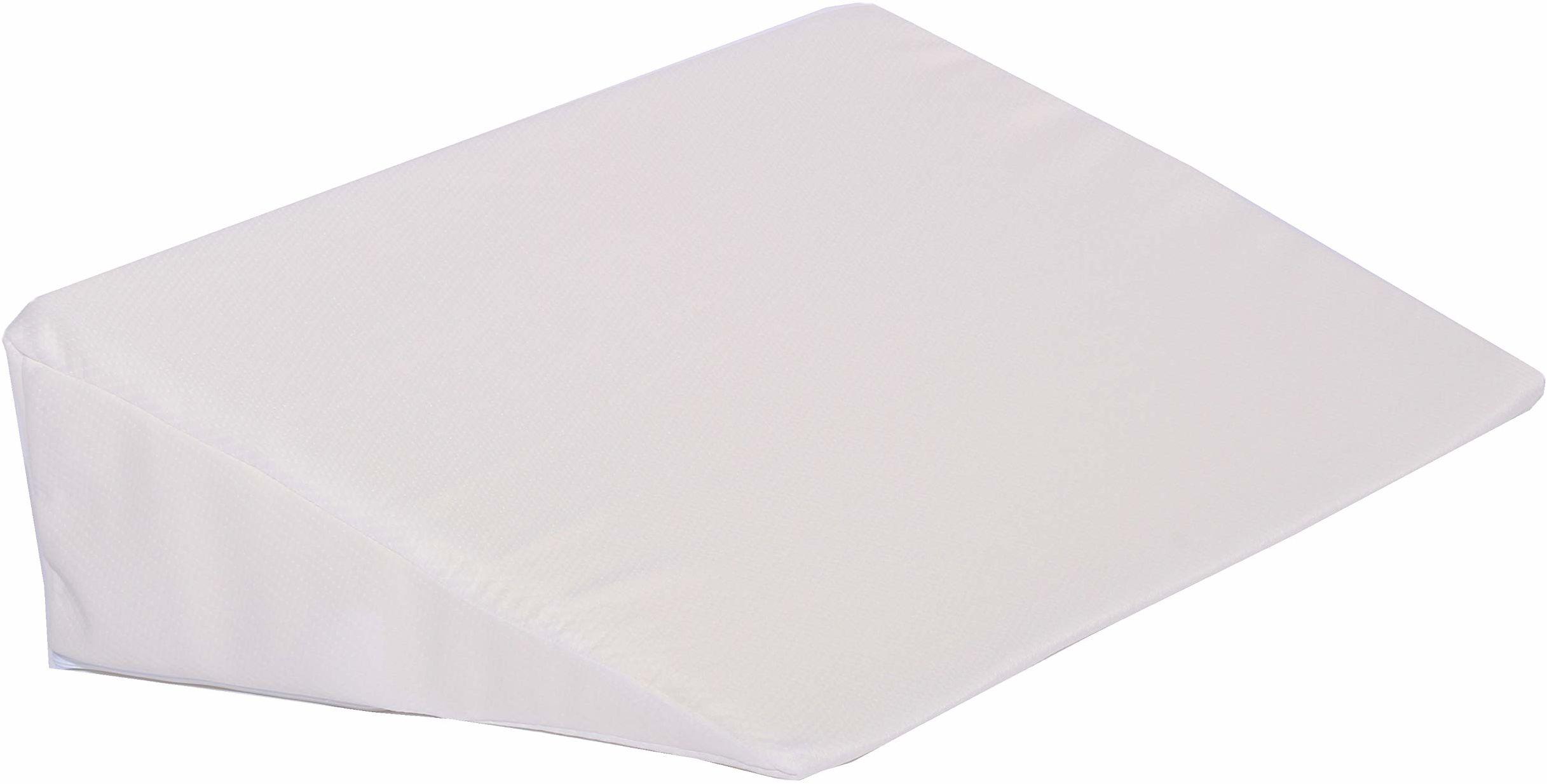 Klin do materaca z poszewką z podwójnego materiału 80 x 50 x 20/1 cm, rozmiar 80 x 50 x 20/1 cm