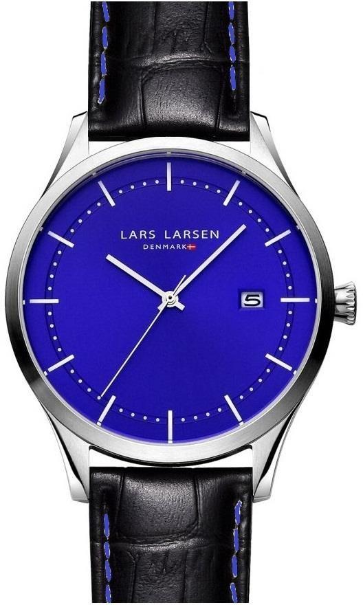Zegarek Lars Larsen 119SDBLB GWARANCJA 100% ORYGINAŁ WYSYŁKA 0zł (DPD INPOST) BEZPIECZNE ZAKUPY POLECANY SKLEP