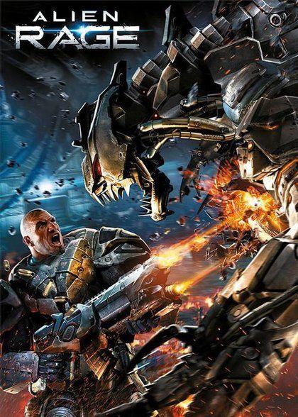 Alien Rage (PC) Klucz Steam