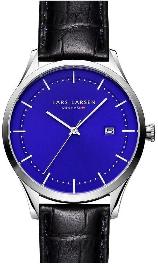 Zegarek Lars Larsen 119SDBL GWARANCJA 100% ORYGINAŁ WYSYŁKA 0zł (DPD INPOST) BEZPIECZNE ZAKUPY POLECANY SKLEP