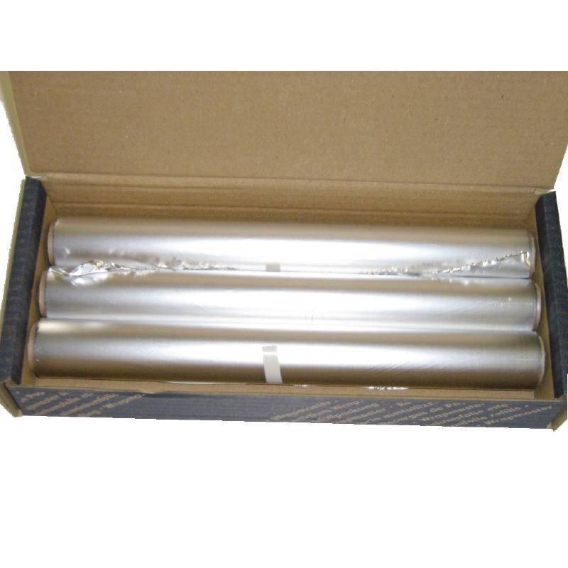 Folia aluminiowa 3 szt. 30cm x30m