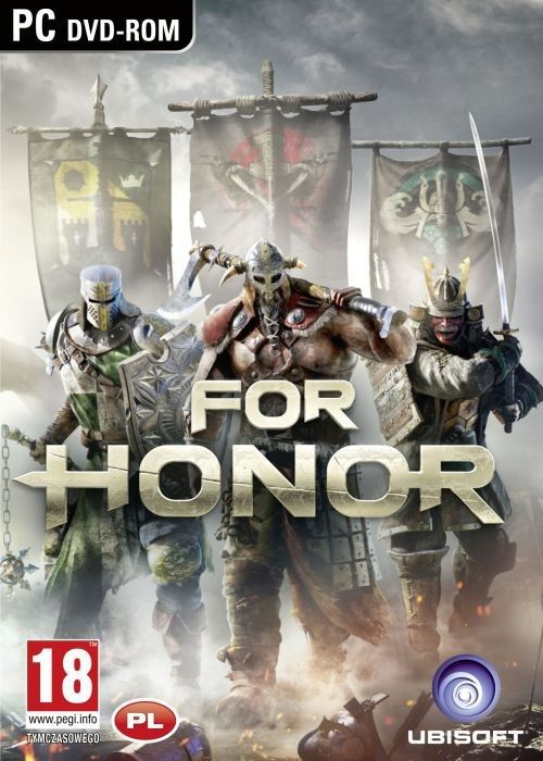 For Honor PL (PC)