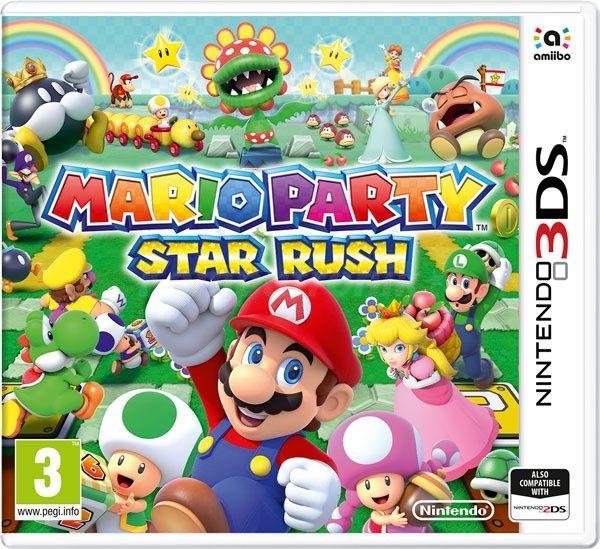 Mario Party: Star Rush (3DS) ZAKŁADKA DO KSIĄŻEK GRATIS DO KAŻDEGO ZAMÓWIENIA