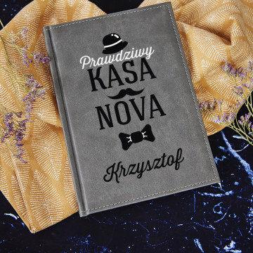 Kasanova - notatnik A5 z nadrukiem
