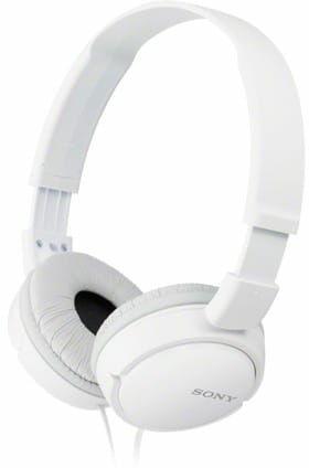 Sony Słuchawki MDR-ZX110AP białe
