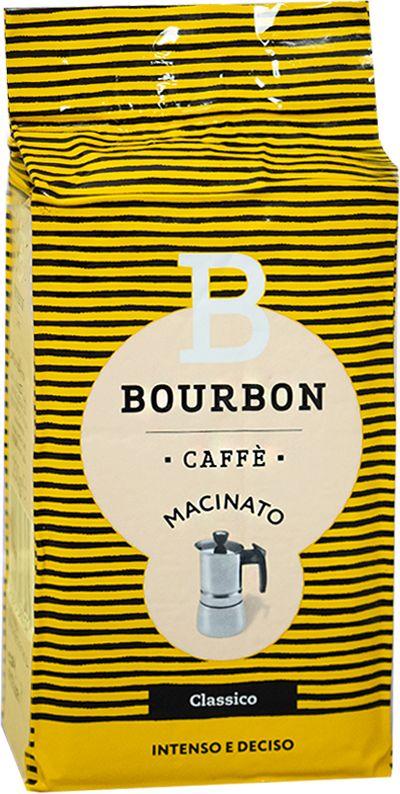 Lavazza Bourbon Classico 0,25 kg mielona