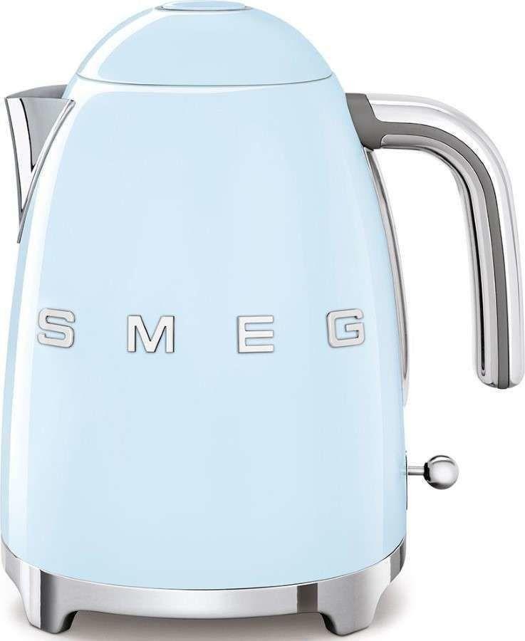 SMEG_Czajnik KLF03PBEU p.błękit - Produkt na zamówienie - termin realizacji 4-6 tygodni -(22)8777777- Zadzwoń - Darmowa dostawa- Autoryzowany Partner marki SMEG