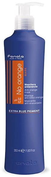 Fanola No Orange maska farbowane włosy 350ml