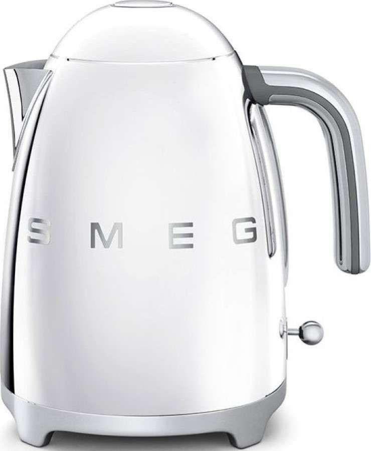 SMEG_Czajnik KLF03SSEU chrom - Produkt na zamówienie - termin realizacji 4-6 tygodni -(22)8777777- Zadzwoń - Darmowa dostawa- Autoryzowany Partner marki SMEG