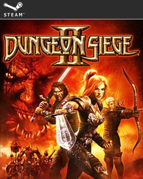 Dungeon Siege II (PC) Klucz Steam