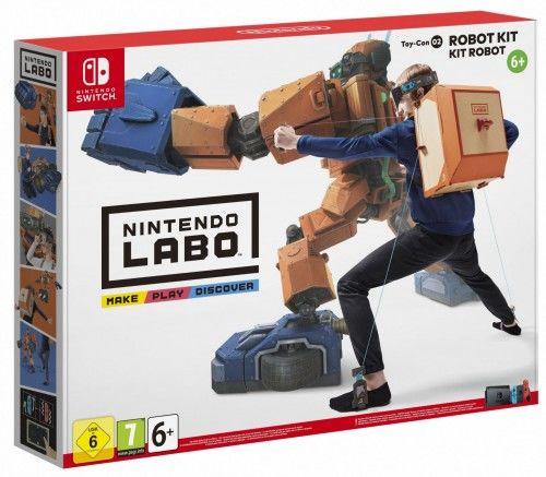 Nintendo Labo Robot Kit NS