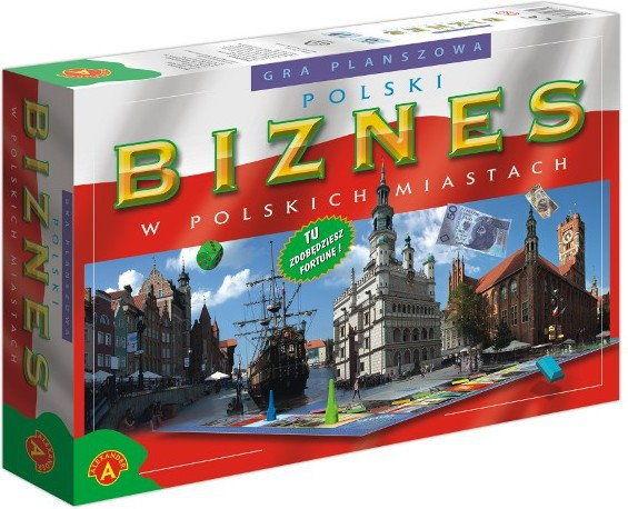 Alexander - Gra Polski Biznes w polskich miastach Big 711