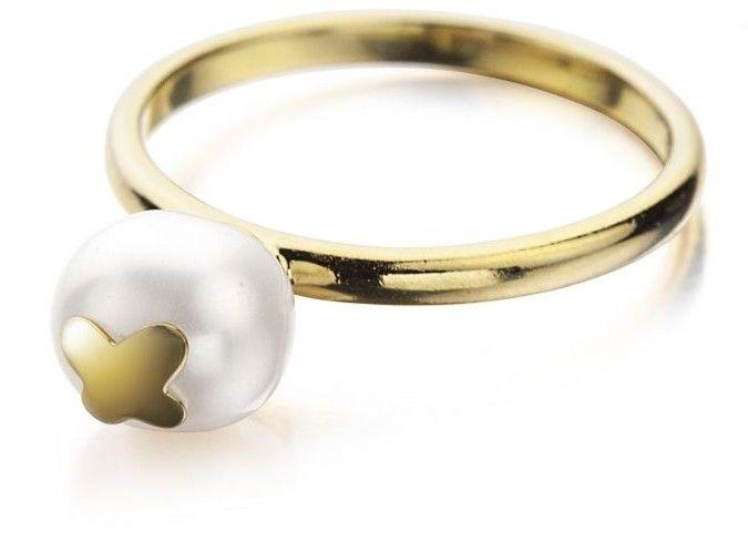 Biżuteria damska Shimla Jewellery Ring With Butterfly Fresh Water Pearl SH644