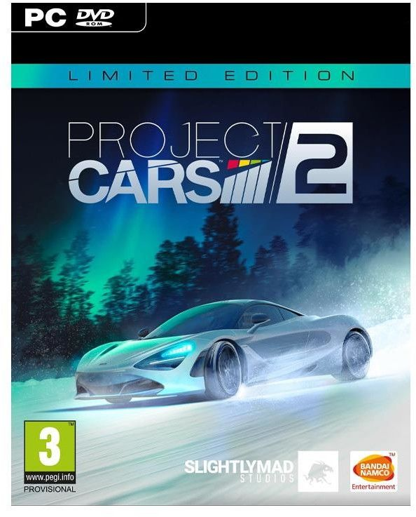 Project CARS 2 - Limited Edition PL (PC)
