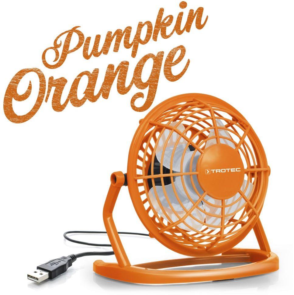 Wentylator USB Pumpkin Orange TVE 1O