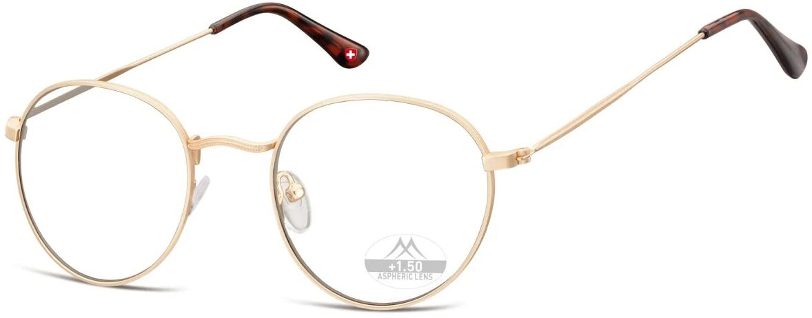 Okulary do Czytania Lenonki asferyczne Montana HMR54A moc: +3