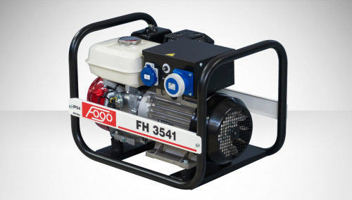 Fogo FH 3541 Agregat prądotwórczy jednofazowy 230V, moc max 3,0 kW, IP 54