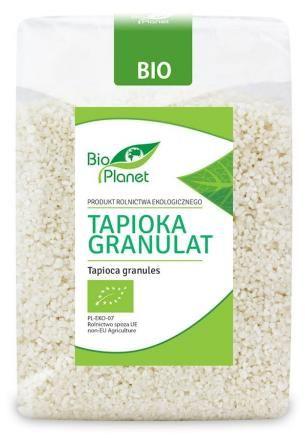 Tapioka granulat BIO 250g - Bio Planet