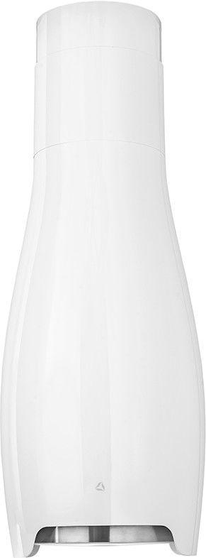 Hydria Biały Pochłaniacz z filtrem węglowym