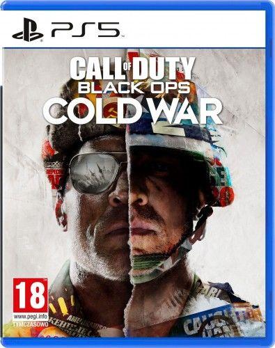 Call of Duty Black Ops Cold War PS 5 Używana