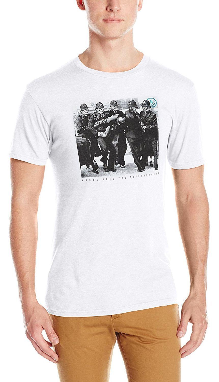 t-shirt męski NEFF RIOT TEE WHITE