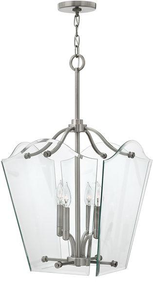 Lampa wisząca Wingate HK/WINGATE/P/M Hinkley dekoracyjna oprawa w klasycznym stylu