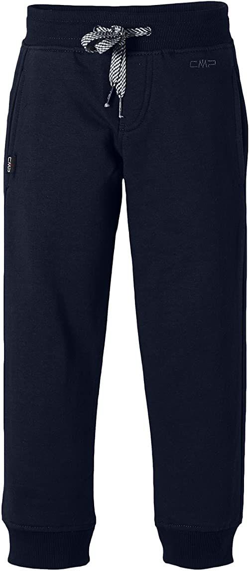 CMP Chłopięce spodnie treningowe, granatowe, 110, 3D40944