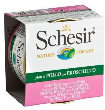 SCHESIR - Tuńczyk z szynka puszka 85g