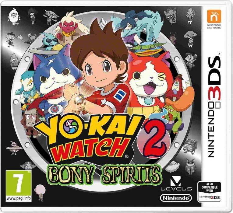 Gra YO-KAI WATCH 2: Bony Spirits (Nintendo 3DS)