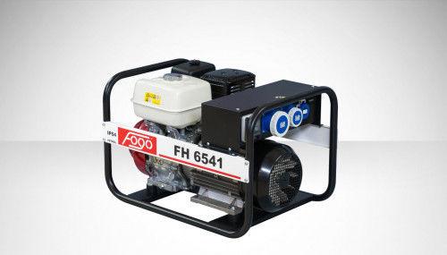 Fogo FH 6541 Agregat prądotwórczy jednofazowy 230V, moc max - 6,2 kW, IP 54