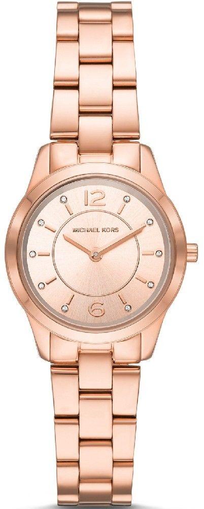 Zegarek Michael Kors MK6591 MINI RUNWAY - CENA DO NEGOCJACJI - DOSTAWA DHL GRATIS, KUPUJ BEZ RYZYKA - 100 dni na zwrot, możliwość wygrawerowania dowolnego tekstu.