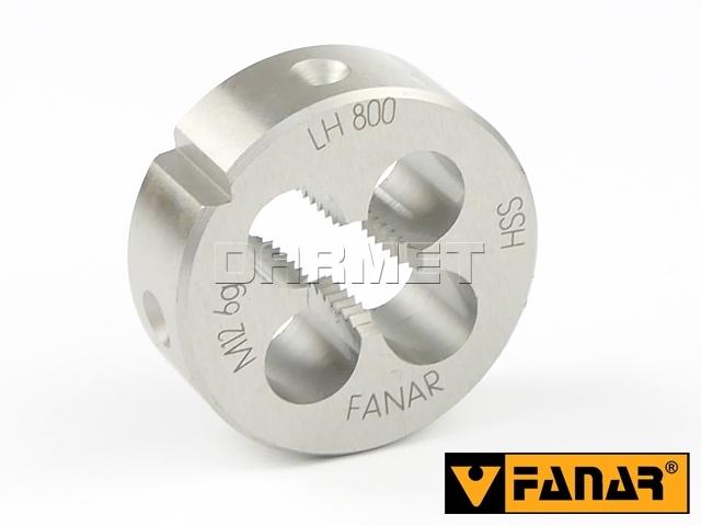 Narzynka M12 LH HSS 800 gwint metryczny lewy - FANAR (N1-111001-0120)