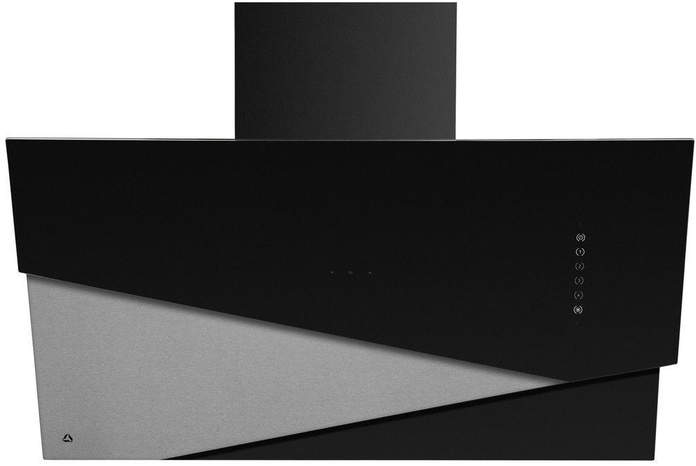 Trio Czarny / Srebrny Pochłaniacz z filtrem węglowym