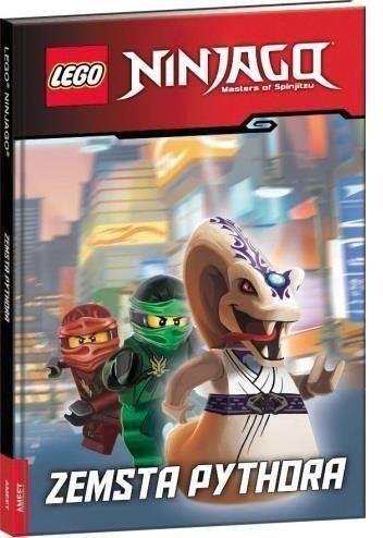 Lego Ninjago Zemsta Pythora - Meredith Rusu